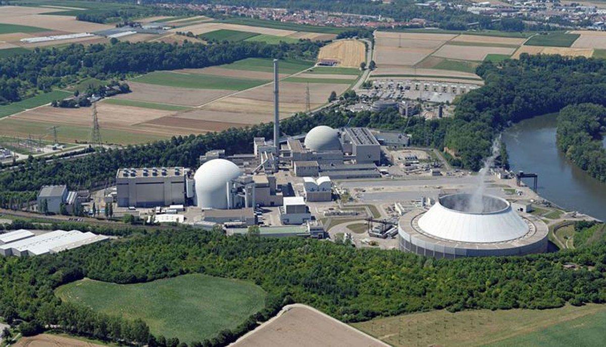 Meldepflichtige Leckage im Atomkraftwerk Neckarwestheim - heise online