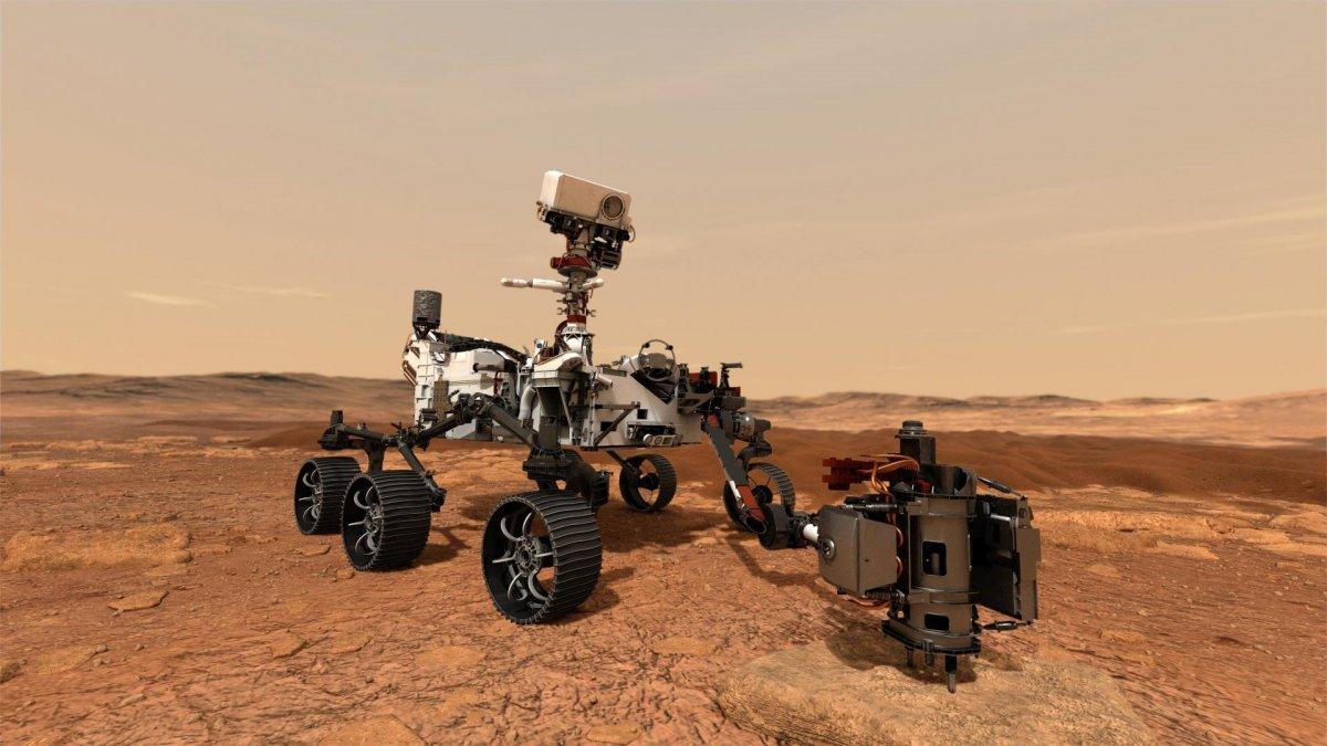Immer mehr Weltraummissionen bringen Proben auf die Erde zurück - heise online