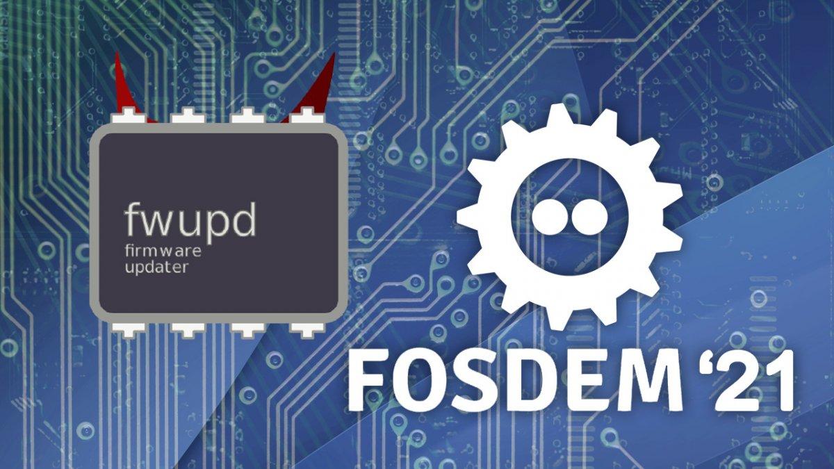 FOSDEM: Ein Port für BSD von fwupd für Firmware-Updates - heise online