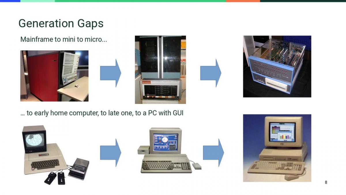 FOSDEM: Warum nicht einfach eine neue Computerarchitektur entwickeln? - heise online