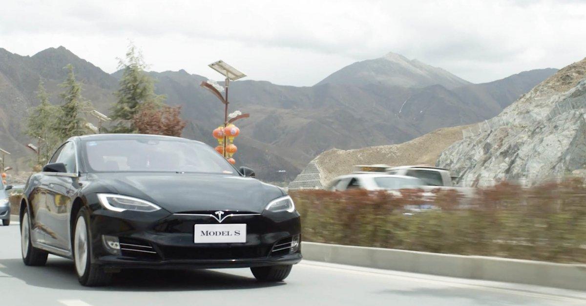Elektroautos: China kritisiert Tesla - heise online