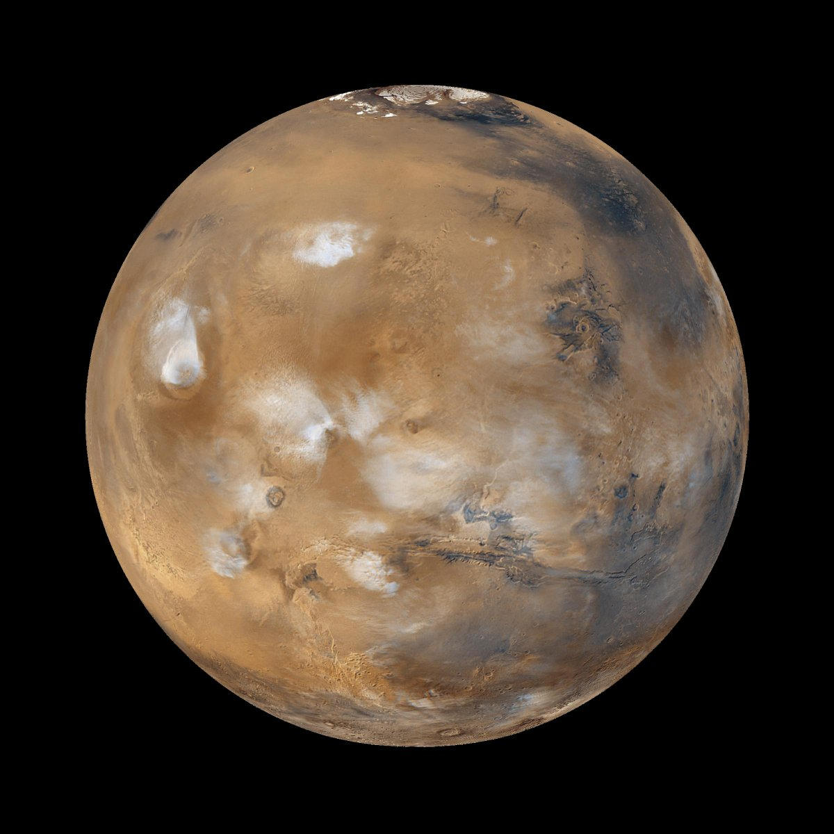 Trace Gas Orbiter: Neues Gas am Mars entdeckt, Ursprung noch unklar - heise online
