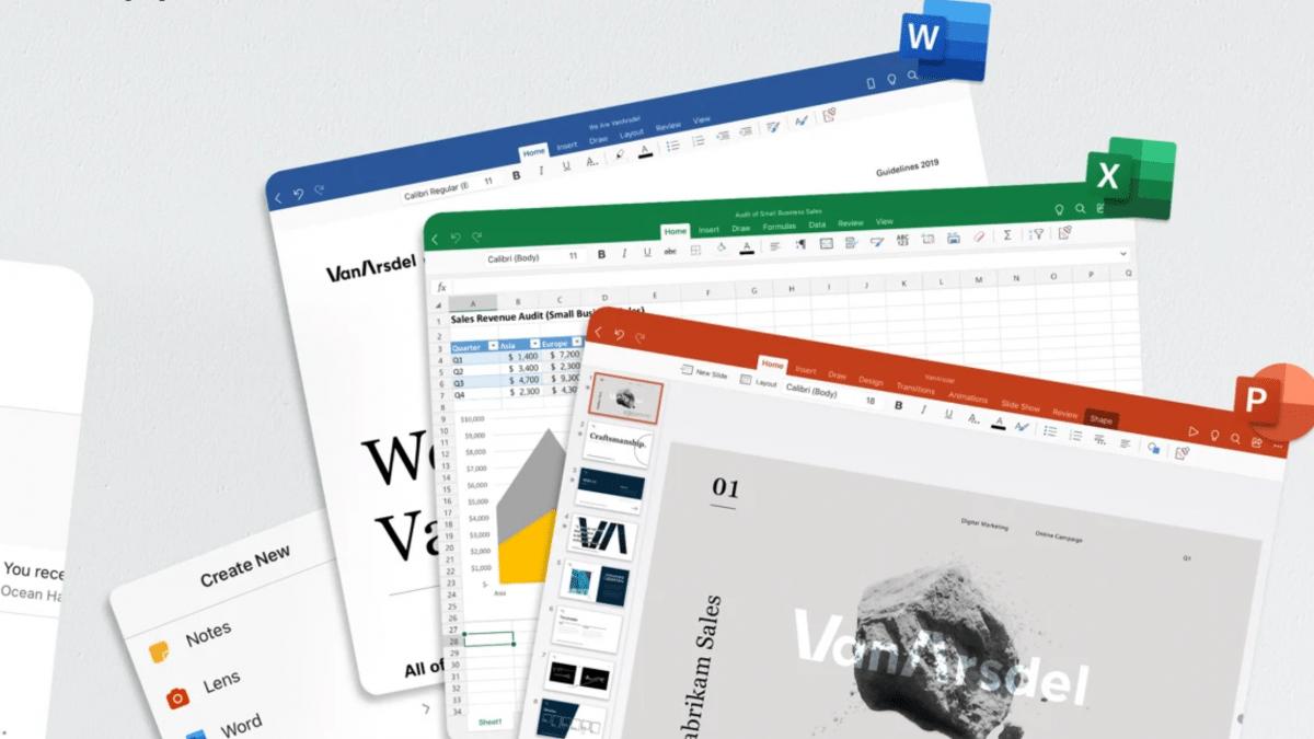Microsoft bringt Office-App auf das iPad - heise online