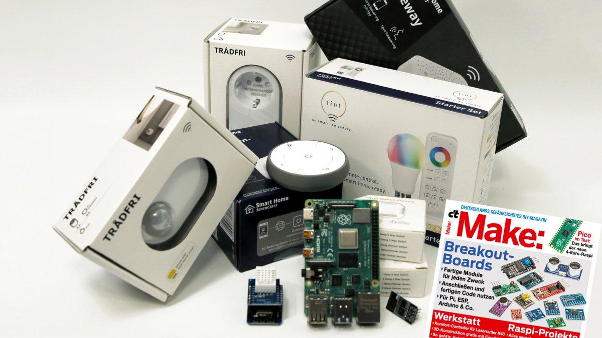 Raspberry Pi: Intelligentes Heim mit Home Assistant einrichten