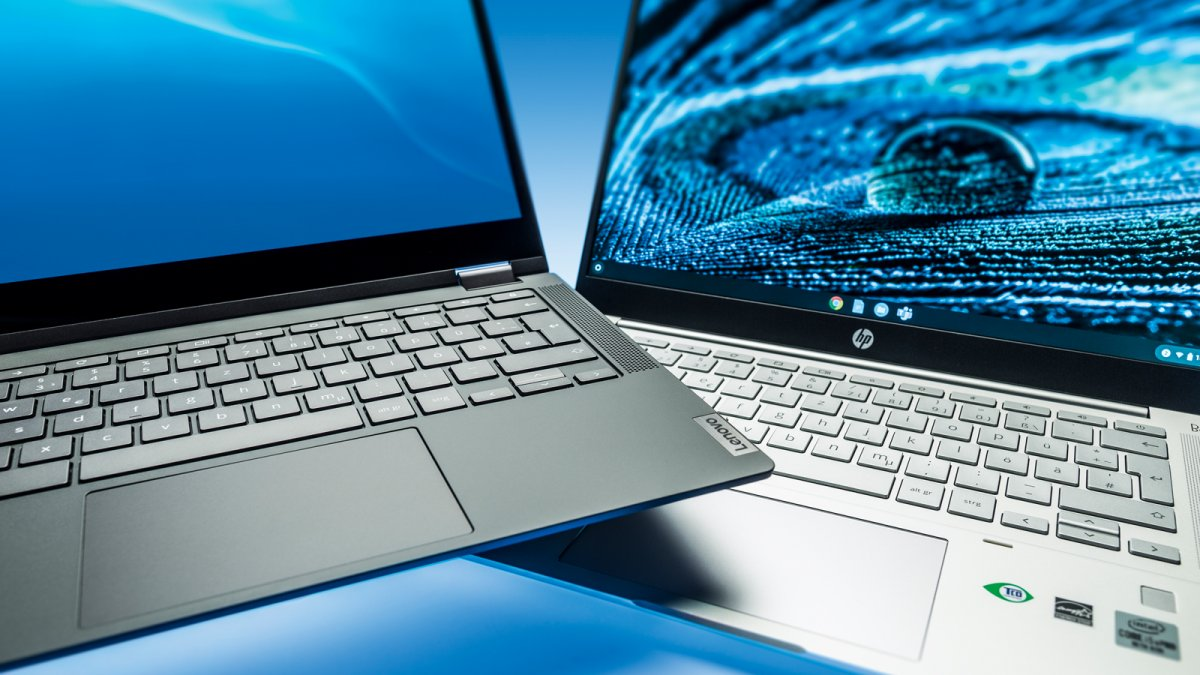 PC-Markt: Chrome OS läuft macOS den Rang ab - heise online