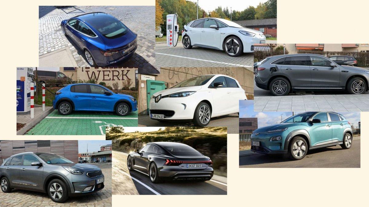 Elektroautos: Volkswagen verkauft erstmals mehr E-Autos als Tesla - heise online