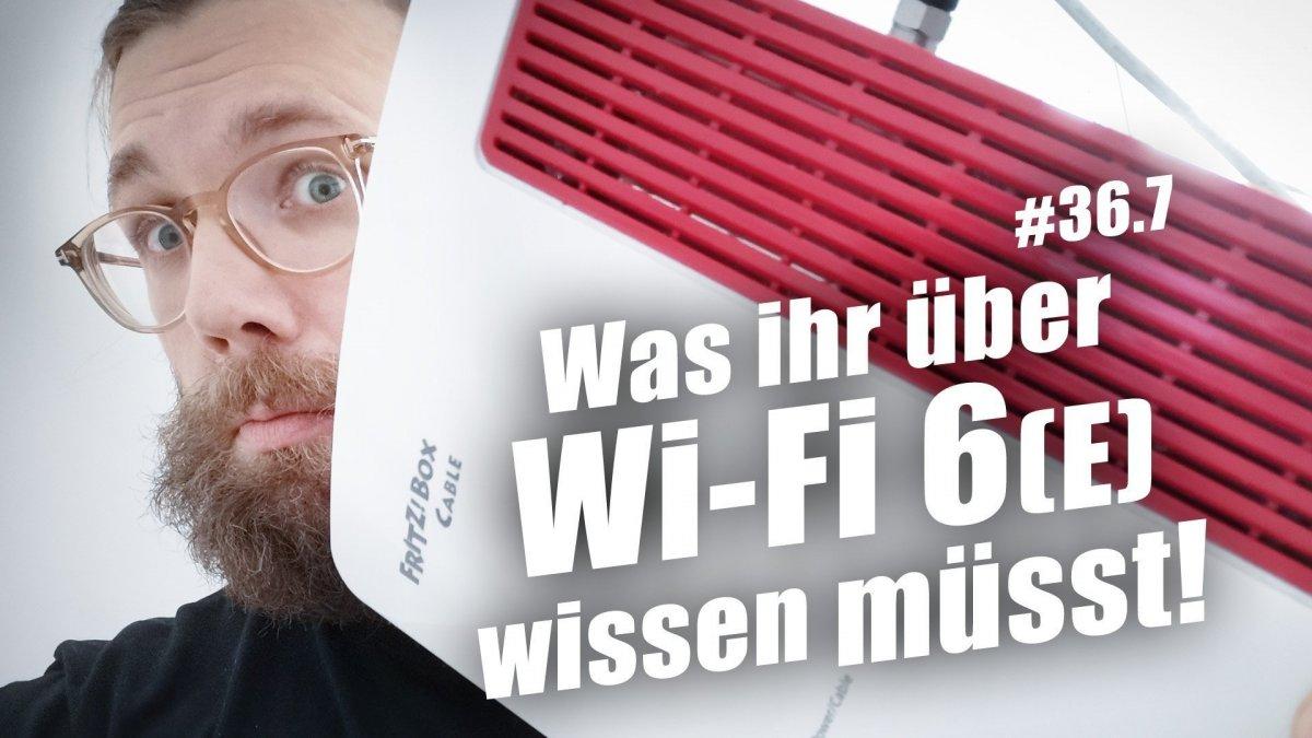 Die Fritzbox und das Rätsel um Wi-Fi 6(E) | c't uplink #36.7 - heise online