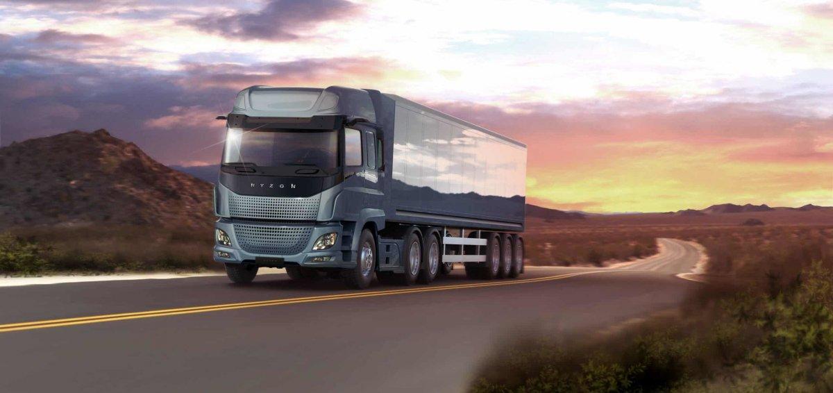 Brennstoffzellen: 1500 Wasserstoff-Schwerlaster sollen nach Neuseeland kommen - heise online