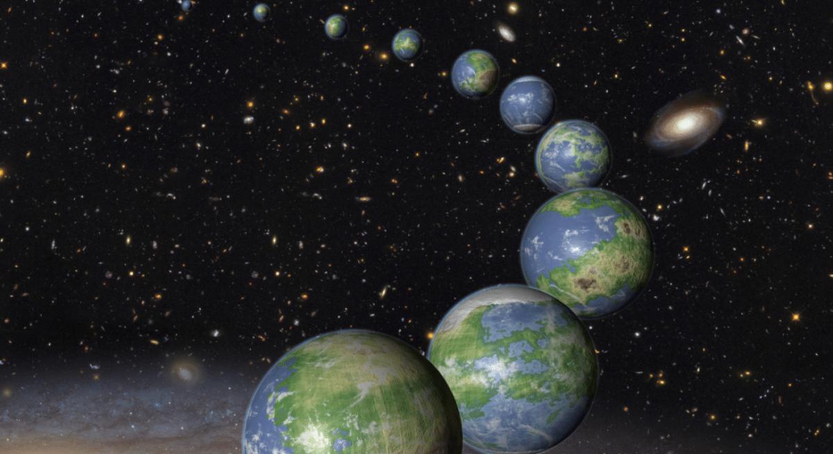 Forscher: Milchstraße könnte von Planeten mit Ozeanen aus Wasser wimmeln - heise online