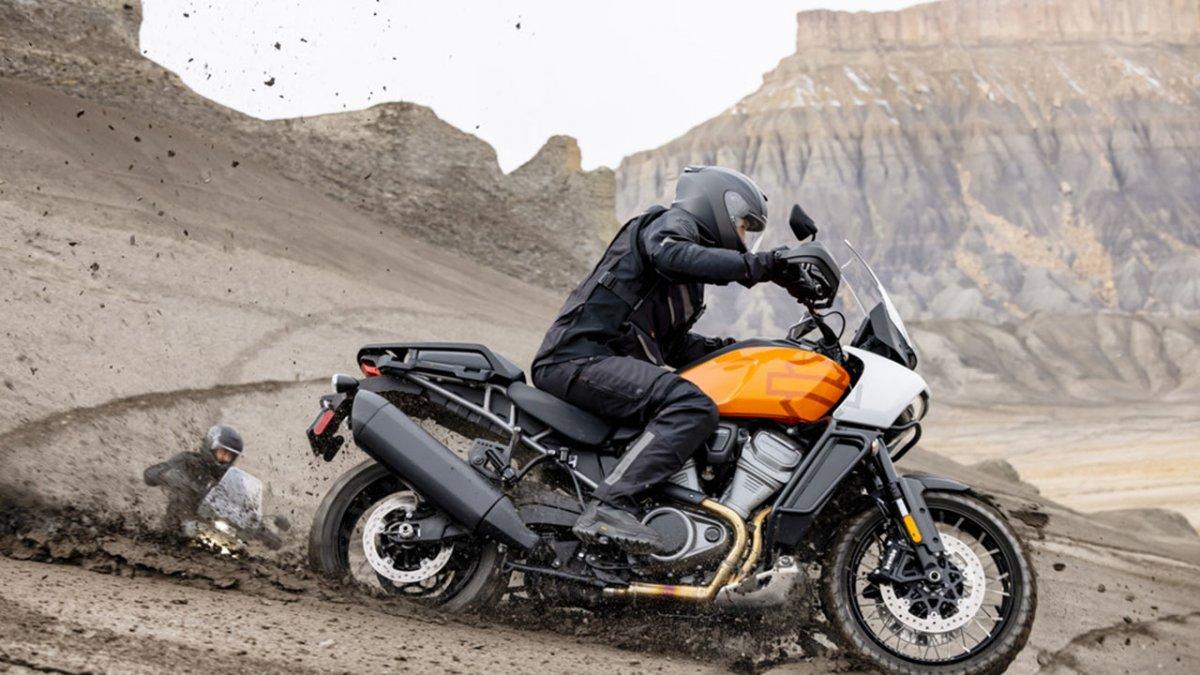 Vorstellung: Die Reise-Enduro Harley-Davidson Pan America 1250