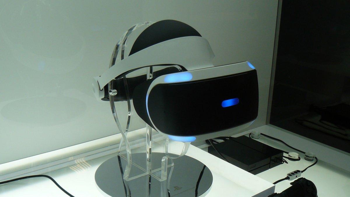 PSVR: Sony kündigt neues VR-System für Playstation 5 an - heise online