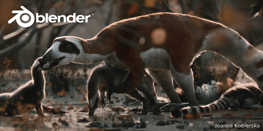 Neue Blender-Version 2.92: Modellieren mit Knoten - heise online