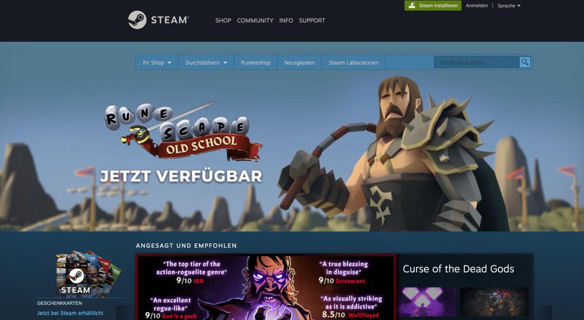 Streit mit Epic: Valve muss Steam-Verkaufsdaten an Apple herausgeben - heise online