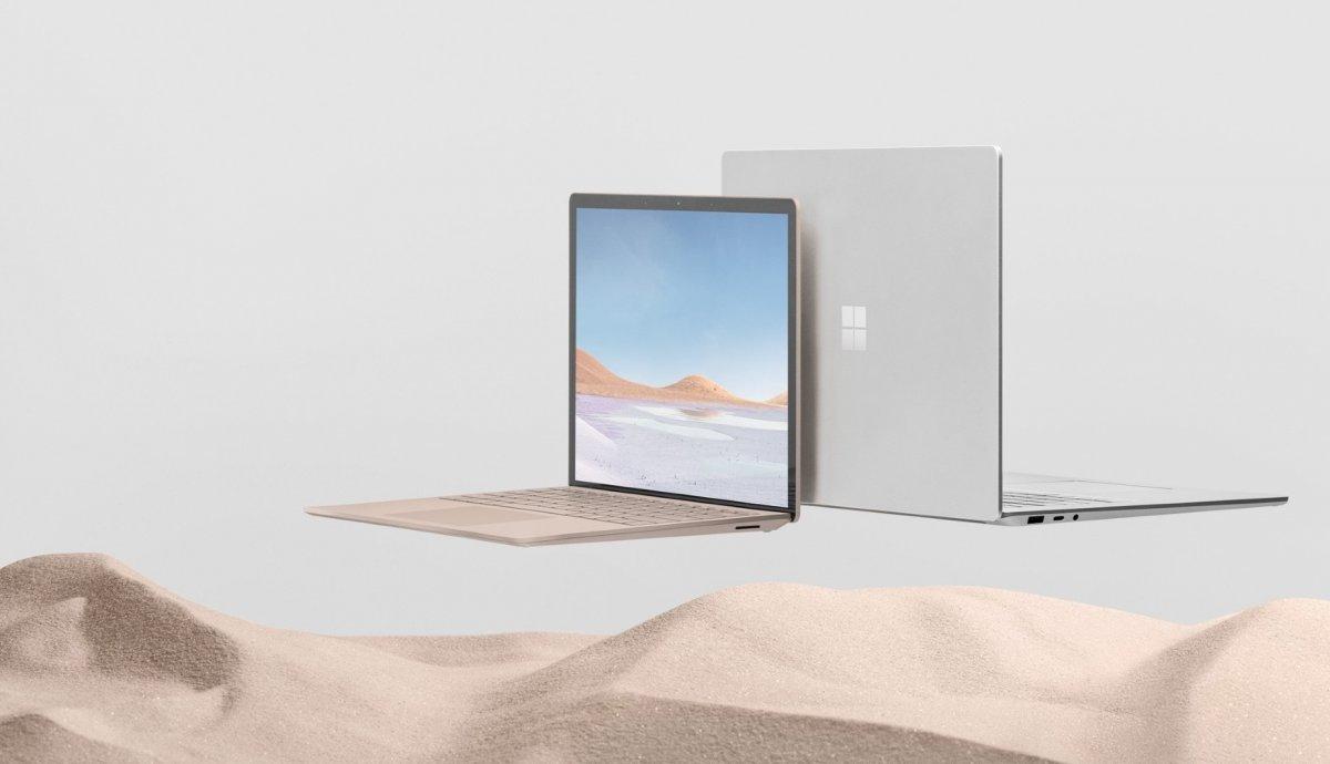 Surface Laptop 4: Microsoft testet AMD Ryzen und Intel Tiger Lake - heise online
