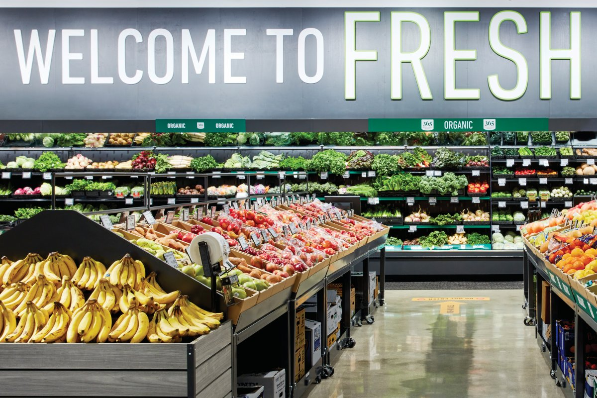 Amazon eröffnet erstes kassenloses Ladengeschäft in Europa - heise online
