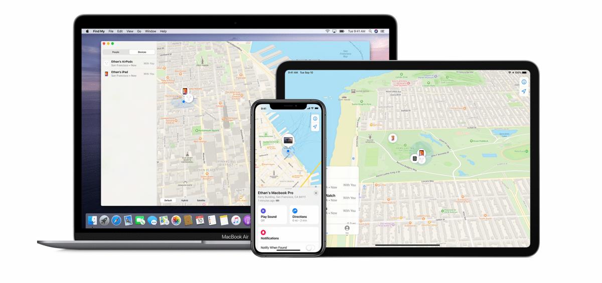 OpenHaystack: Sicherheitsforscher klinken sich in Apples