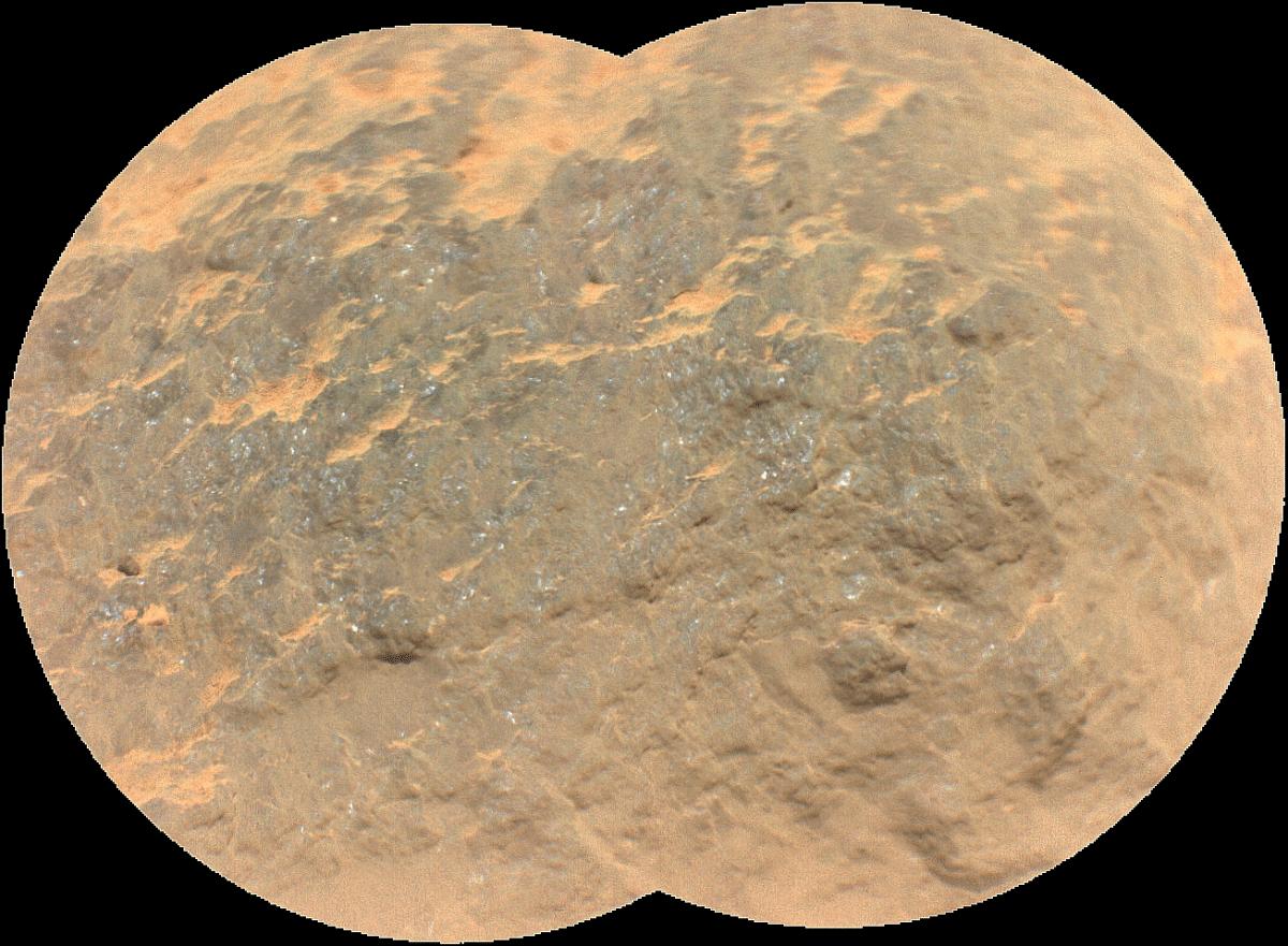 Mars-Rover Perseverance: SuperCam schießt Laser und nimmt Geräusche auf - heise online
