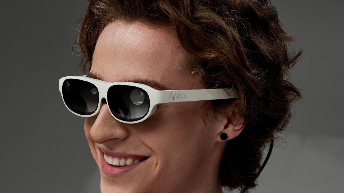 Nreal Light: Telekom und Vodafone bringen AR-Brille nach Deutschland
