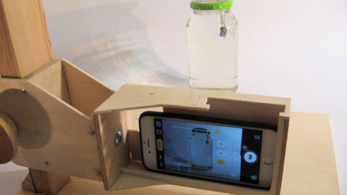 Bauanleitung fürs Homeschooling: Kamera, Scanner und Tafel-Ersatz in einem