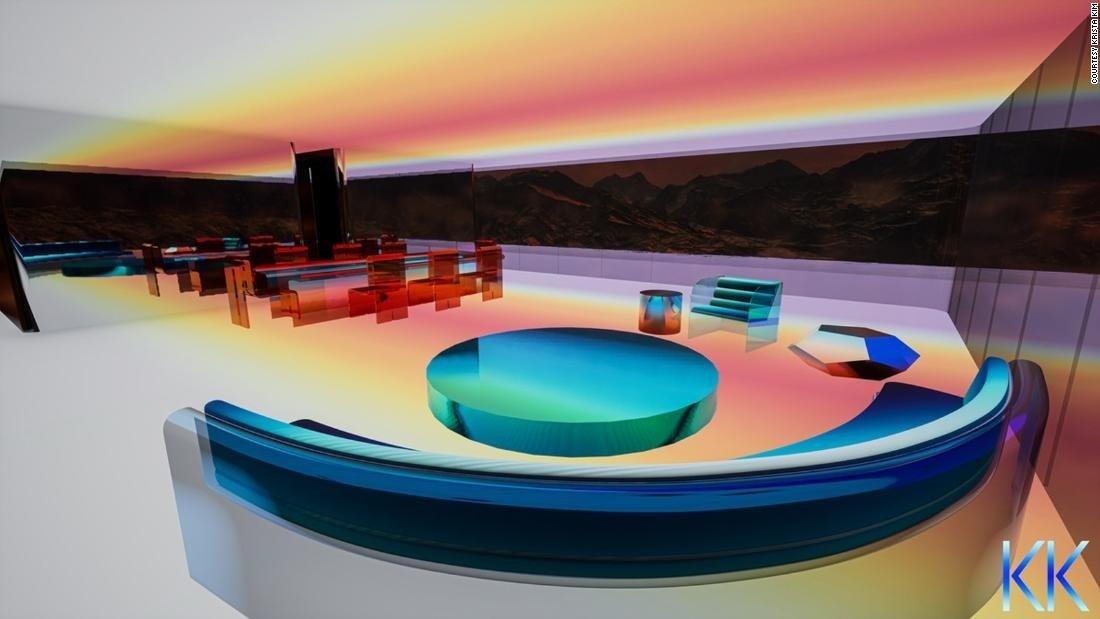 "NFT und Augmented Reality: ""Digitales Kunsterlebnis überall"""