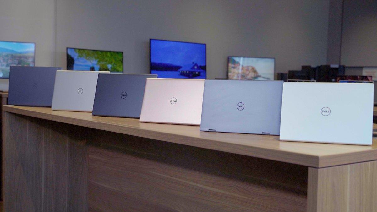 Dell Inspiron (2021): Fünf Notebooks mit AMD Ryzen 5000U und Intel Tiger Lake