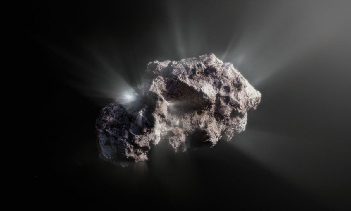 2I/Borisov: Interstellarer Komet fasziniert die Forschung