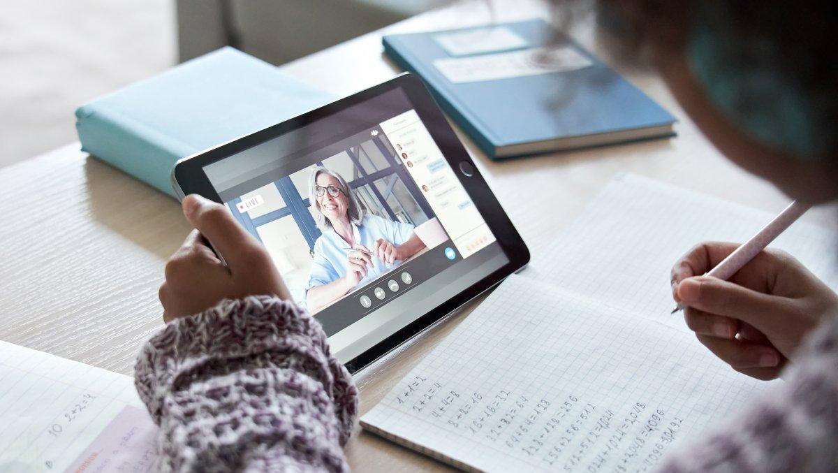Bayern führt neue Videokonferenzlösung Visavid für alle Schulen ein