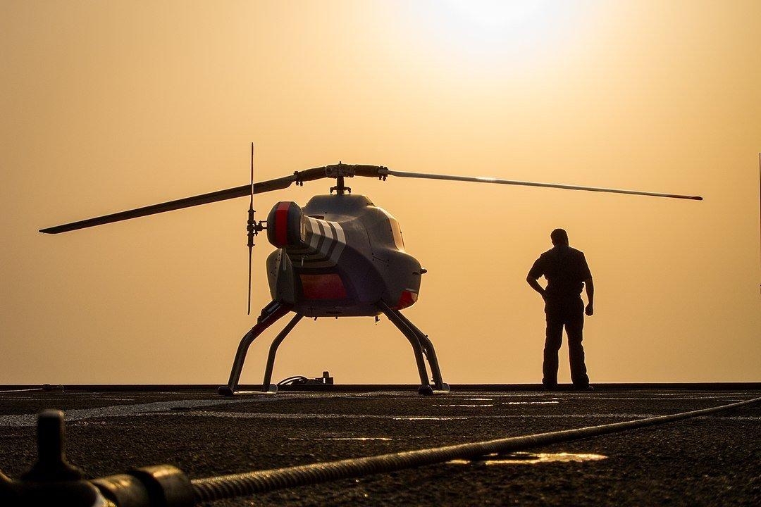 Marine-kauft-unbemannte-Helikopter