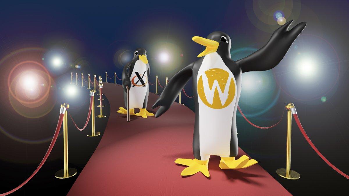 Linux-Grafikarchitektur: Wayland etabliert sich, aber X-Server bleiben
