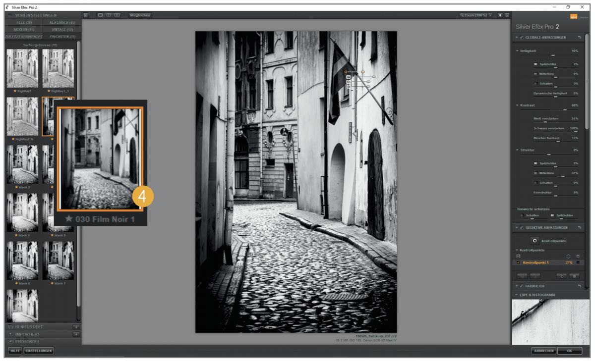 Den eigenen Fotografie-Stil finden: Bildbearbeitung und Präsentation