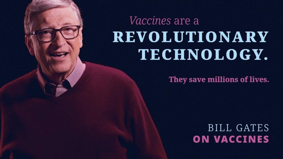 Impfstoffe, Prozessoren und Agrarforschung sind für Bill Gates am bedeutendsten