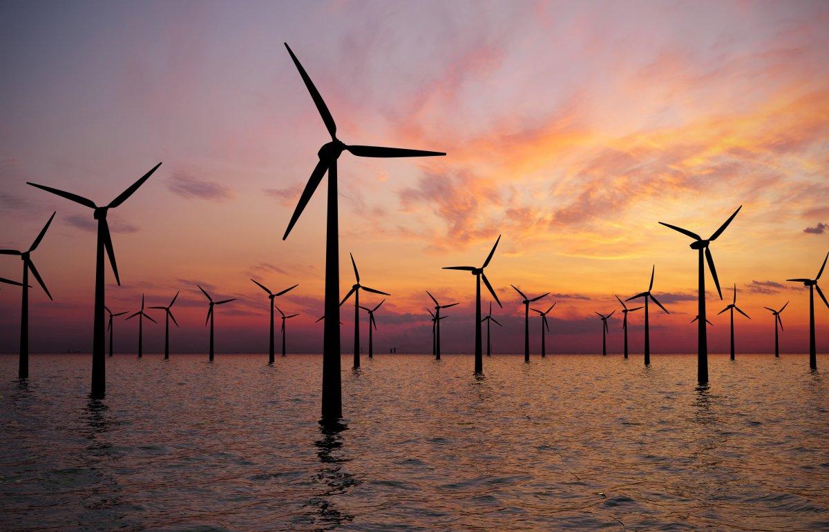 USA genehmigen ersten großen Offshore-Windpark