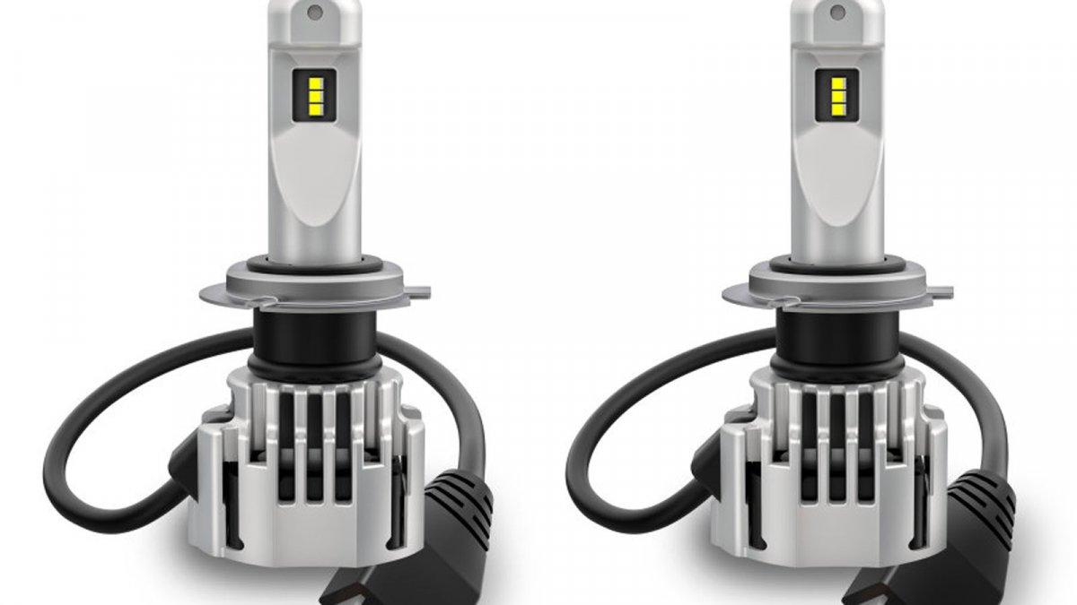 Auto-Scheinwerfer: LED-Retrofits von Osram nun auch mit Zulassung in Österreich