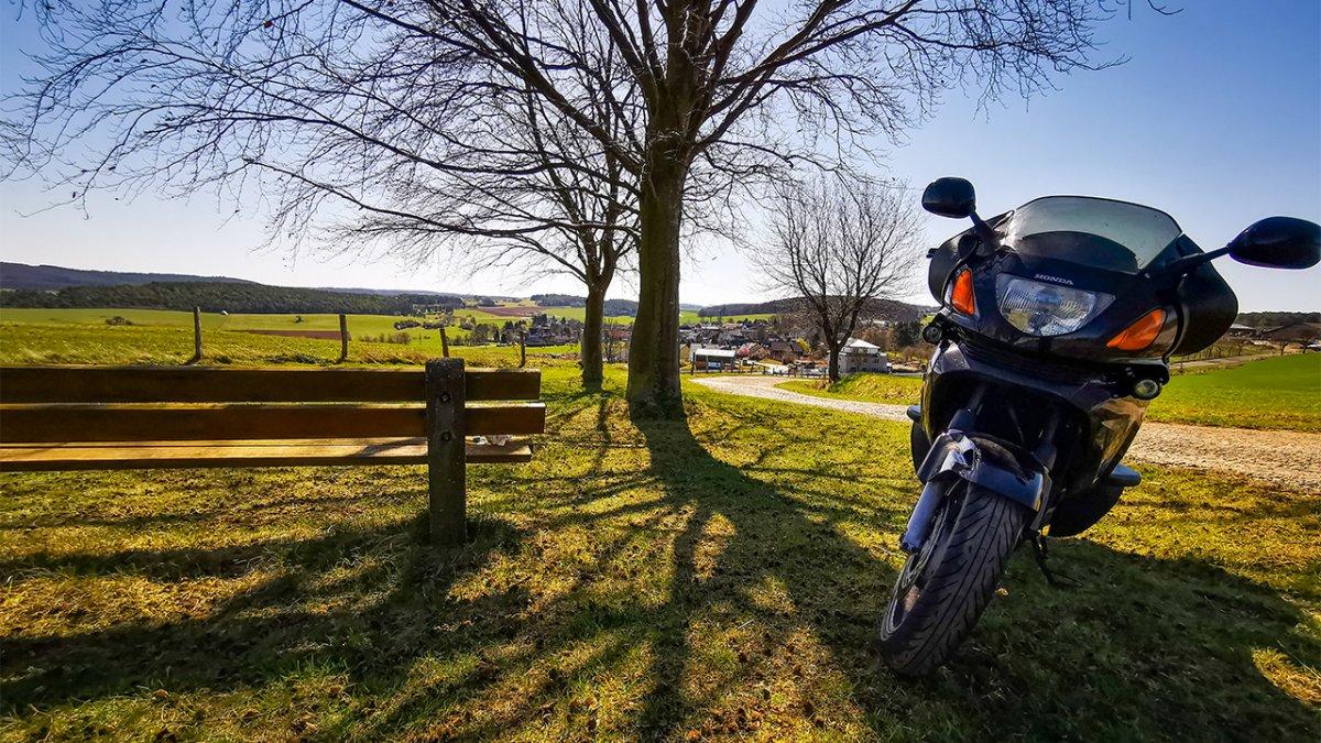 Navi-App Calimoto für Motorradfahrer im Dauertest: Auf der Suche nach Kurven
