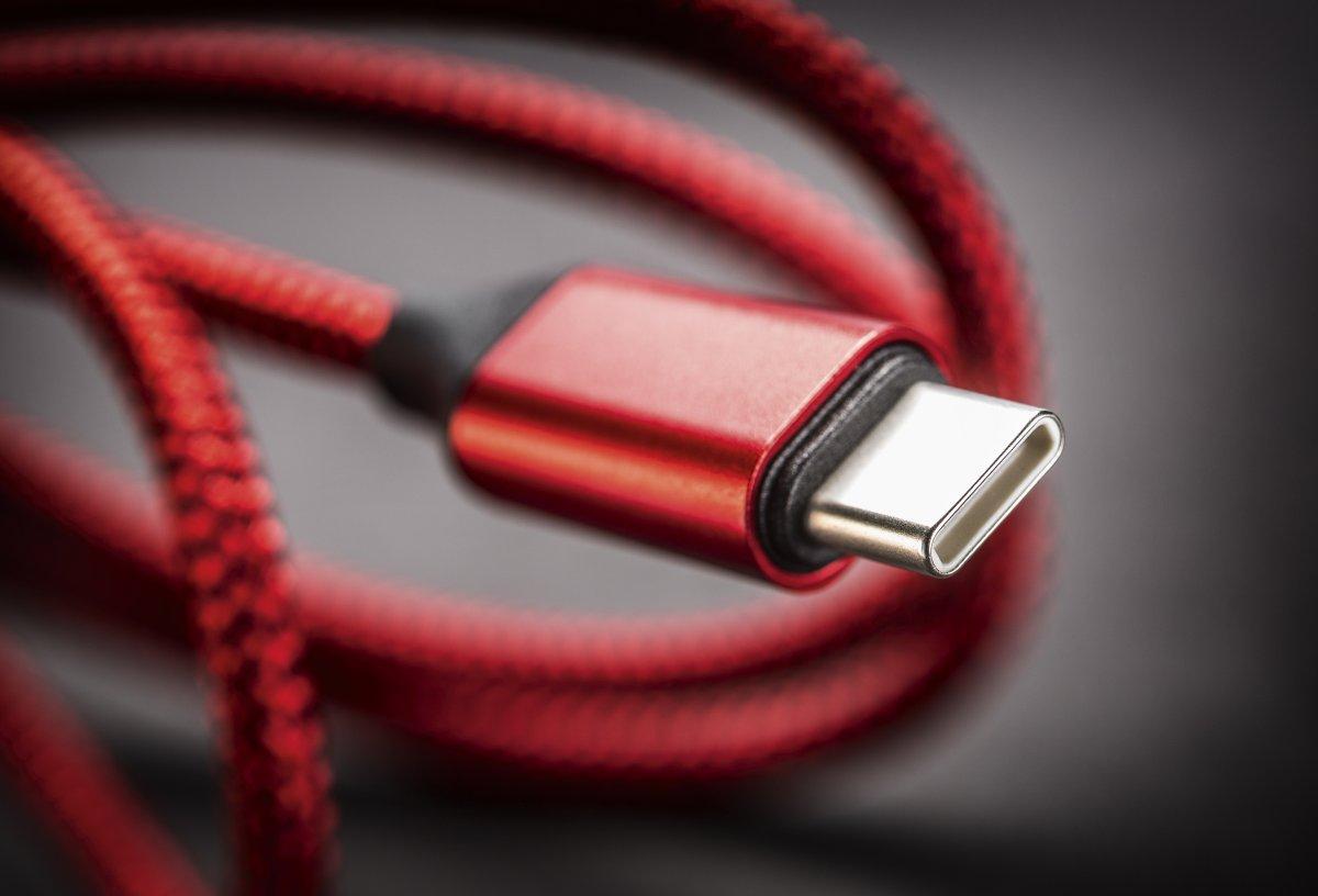 USB-C künftig mit bis zu 240 Watt