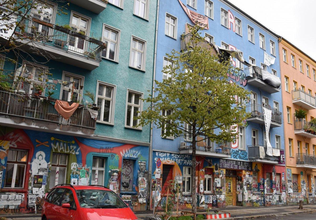 Rigaer Straße 94 - eine aufgezwungene Eskalation
