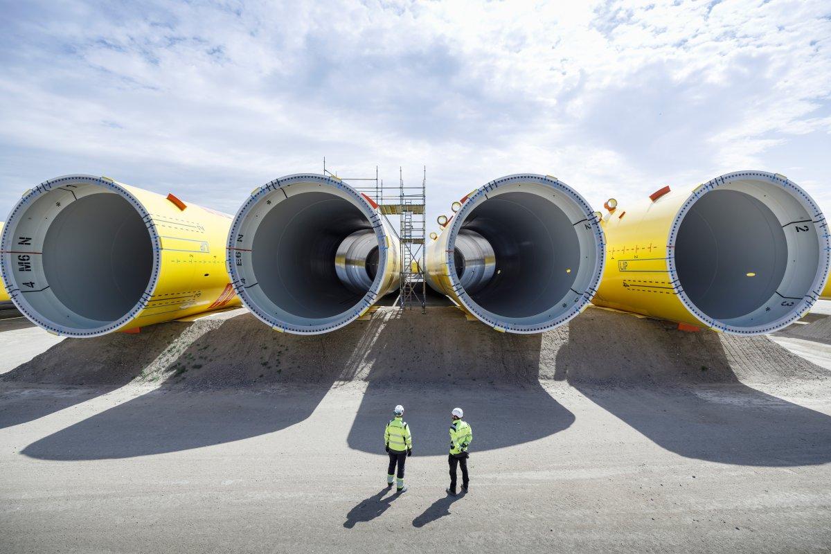 BASF beteiligt sich mit 1,6 Milliarden Euro am größten Windpark der Welt