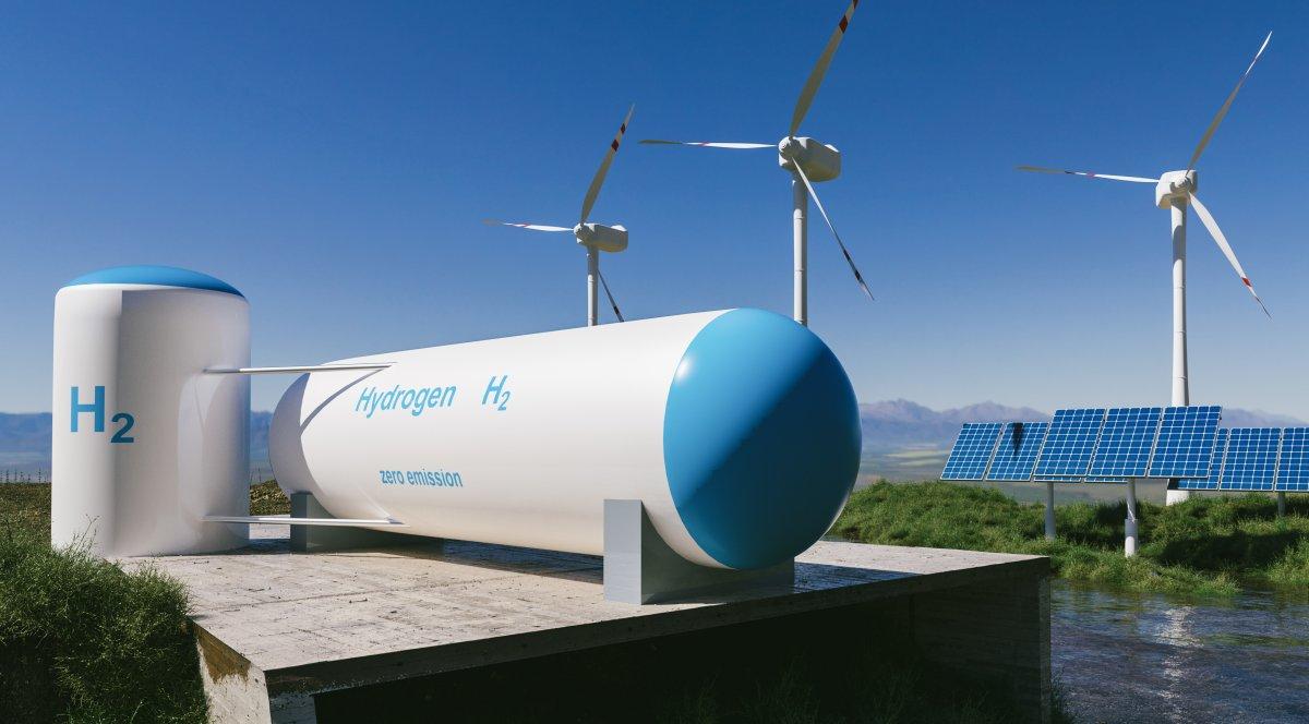 Wasserstoff aus Biomüll: Start-up hat neues Verfahren entwickelt