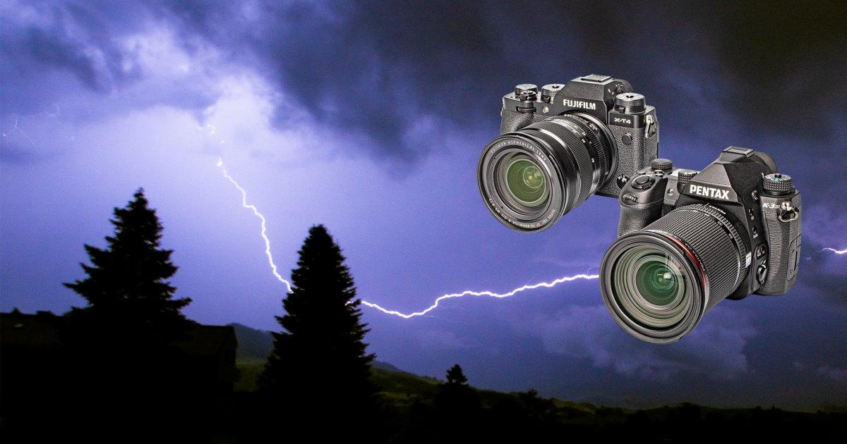 Spiegelreflexkamera Pentax K-3 Mark III im Test: Besser mit Spiegel?
