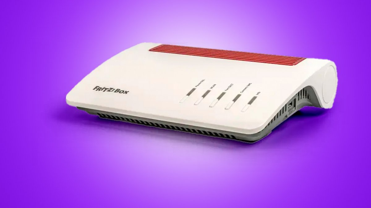 WLAN Router Fritzbox 20 AX mit Wi Fi 20 im Test   heise online