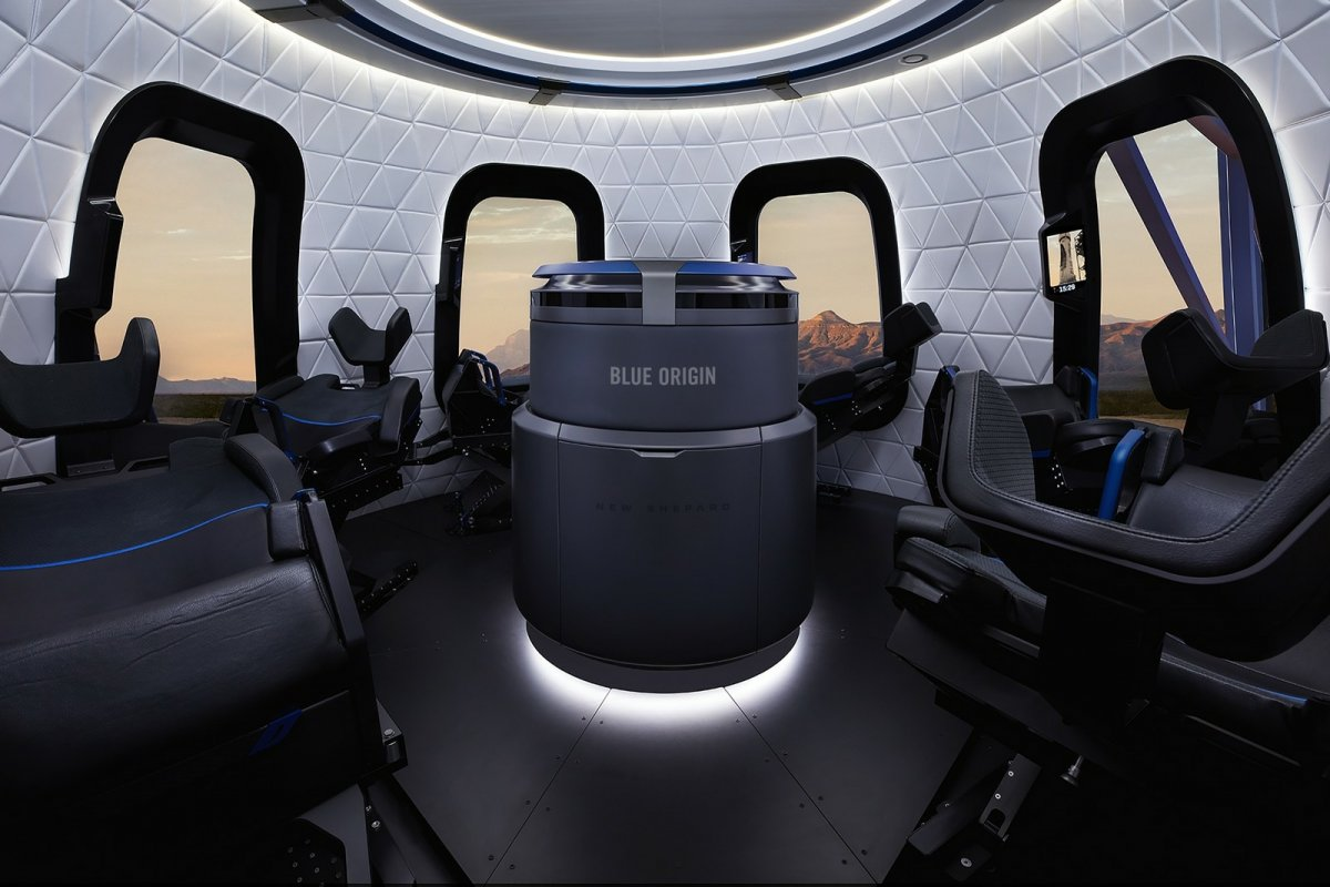 Terminkonflikt: Blue Origin benennt 18-jährigen als Astronauten-Ersatzmann