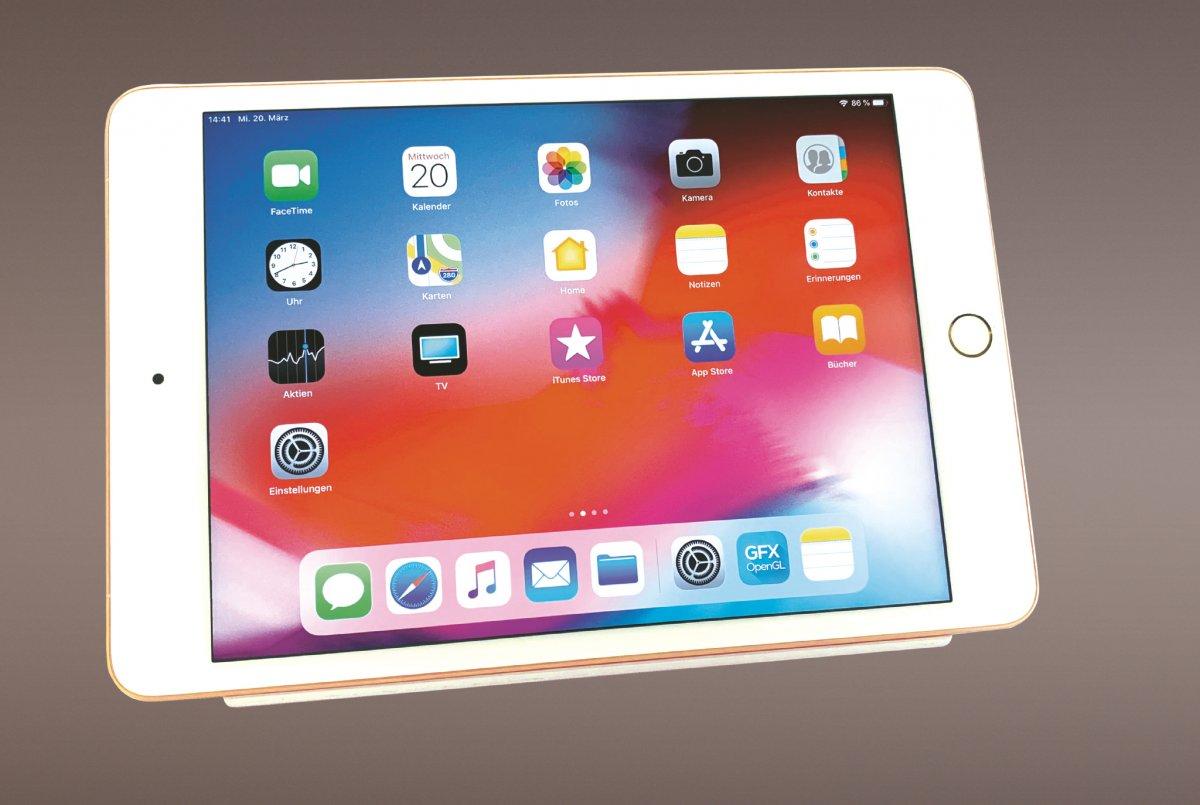 Bericht: Großer Umbau beim iPad mini