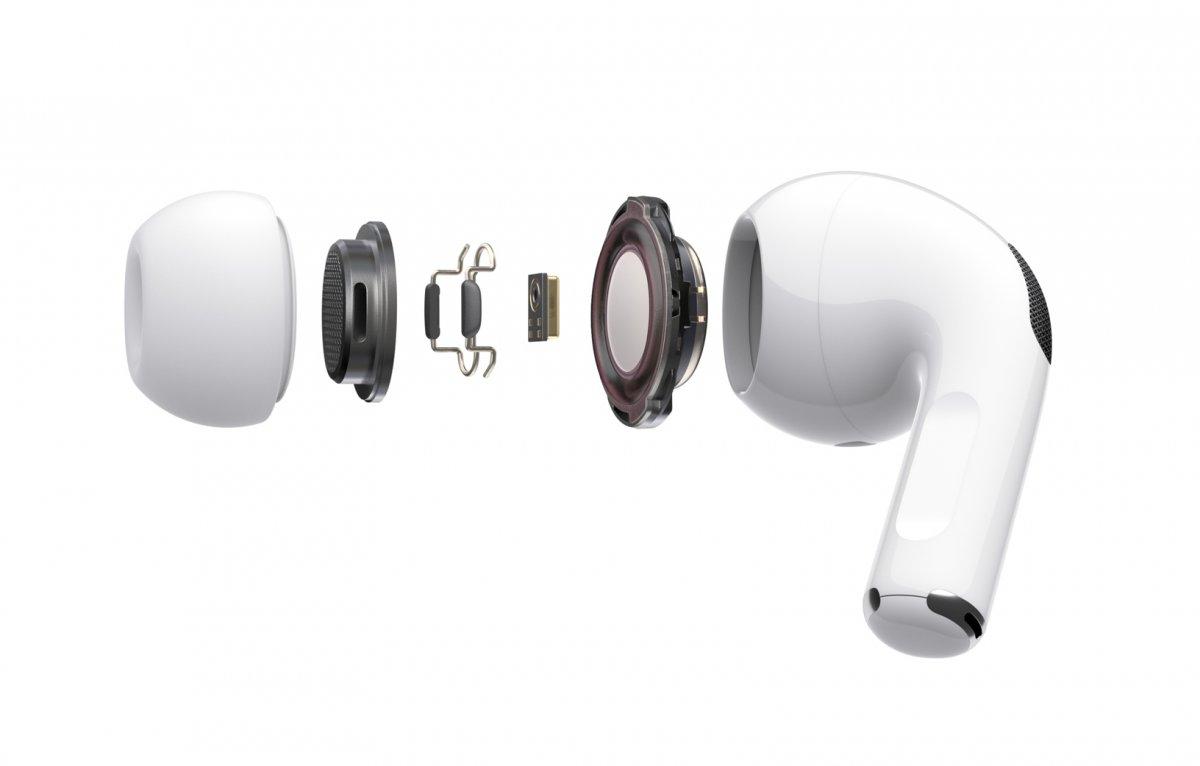 Apple lässt neue AirPods-Pro-Firmware testen