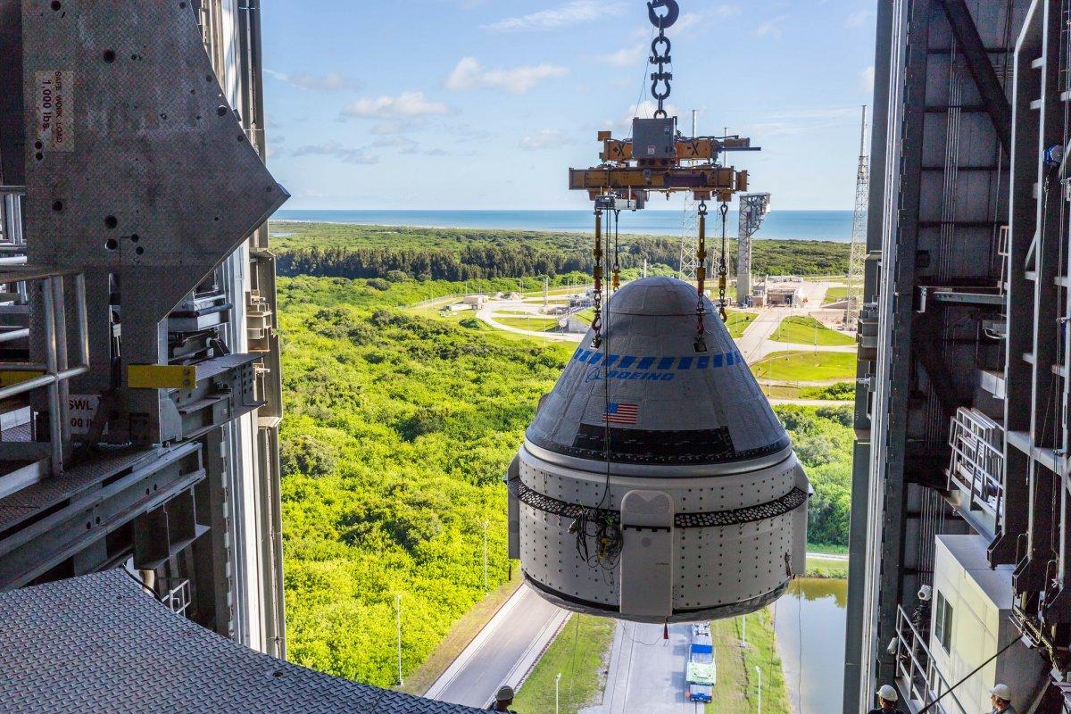 Boeings Starliner: Unbemannter Testflug zur ISS soll am Freitag starten