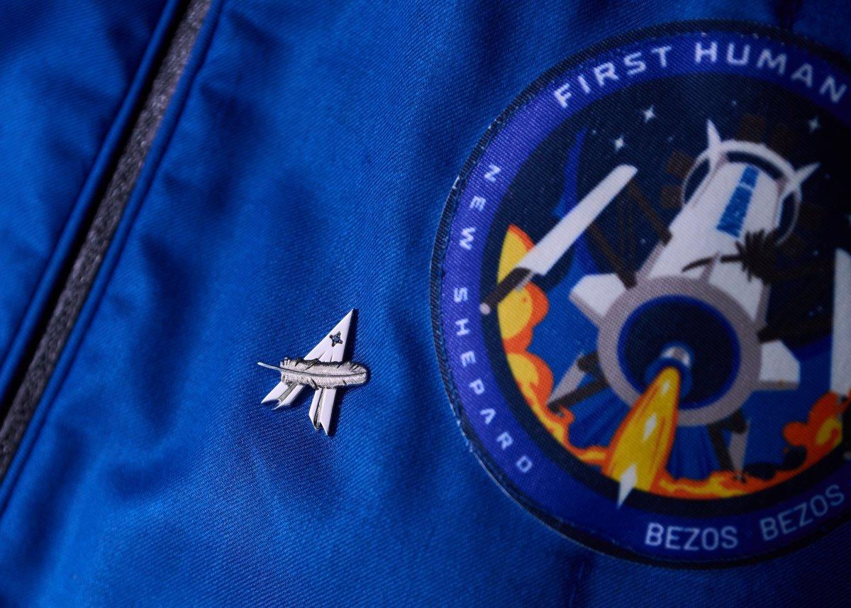 Neue Regeln für Weltraumflug: Keine Astronautenschwingen für Jeff Bezos & Co.
