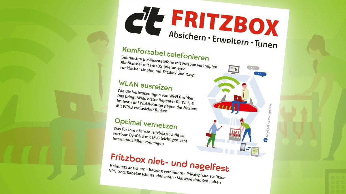 Fritzbox-Sicherheit: Wie man den Router optimal abdichtet