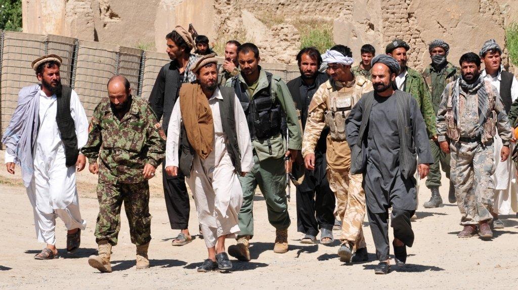 """""""Ohne diese Rivalitäten gäbe es keine Taliban"""""""