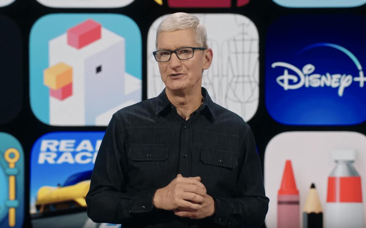 Apple-Chef Tim Cook verdoppelt sein Gehalt