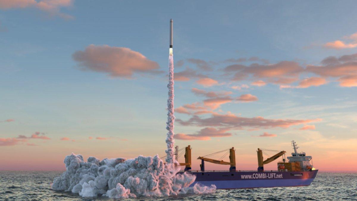 Pläne für deutschen Weltraumbahnhof nehmen langsam Gestalt an