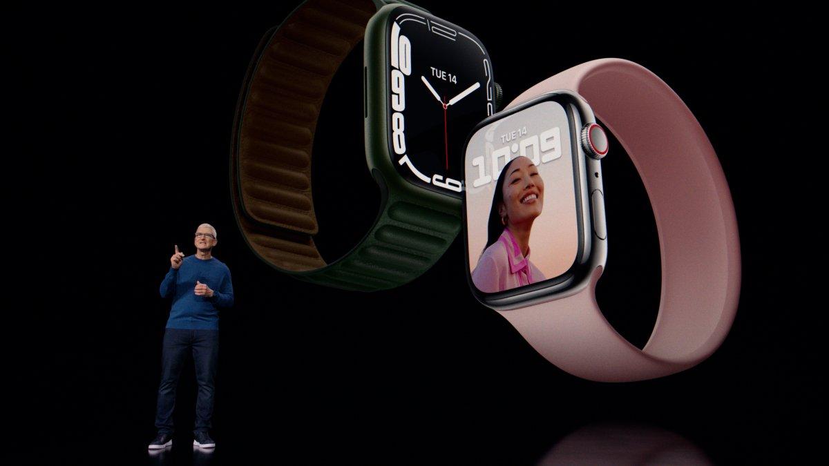 Apple Watch Series 7: Nur das Display ist neu – und das Redesign kommt später